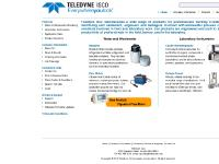 Teledyne Isco - Samplers, Flow Meters, Syringe Pumps, and Liquid Chromatography Products