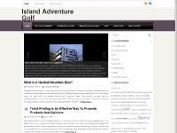 Island Adventure Golf Official Website