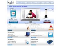 issist1.com Low vision Software,iZoom,Magnifier