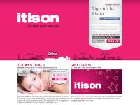 itison.com itison, Not a member?, Already a member?
