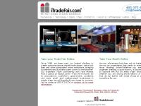 virtual trade shows, virtual job fairs and special online exhibitions | iTradeFair.com
