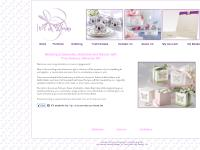 Handmade wedding stationery and accessories - Its a Wrap, UK