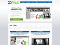 ivisit.com Free video chat, Mac, PC