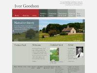 ivorgoodson.com Ivor Goodson, website, internet