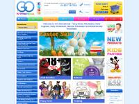 Cheap Wholesale Party Supplies | Fancy Dress Costumes | Party Balloons UK