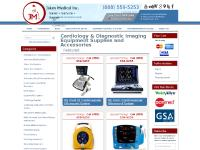 Cardiology Equipment & Diagnostic Imaging Equipment - Jaken Medical...
