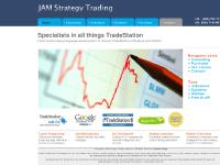 JAM Strategy Trading - TradeStation EasyLanguage Consultant Programmer Specialist