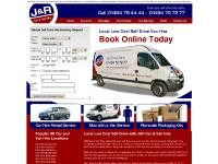 Car Hire and Van Hire | Car Hire Amersham | Van Hire Amersham | J&R Car and Van Hire, UK