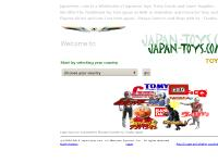 A Toy Wholesaler and Importer of Japanese Toys and Party and Games Supplies - Japan-toys.com
