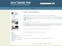 javatutorialhub.com Java, Tutorial, Training