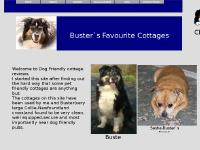 Buster`s favourite cottages