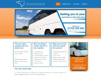 Coach Hire - Based In Windsor | Jay Cee & Son Coaches