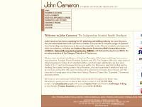 John Cameron Plumbers and Builders Merchants Glasgow Scotland
