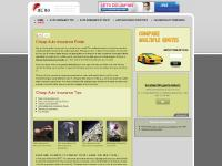 Cheap Auto Insurance - the Cheapest Auto Insurance Quote Finder