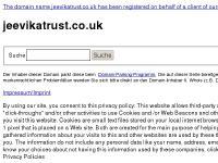 jeevikatrust.co.uk - Domain name holding page - LCN.com