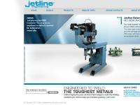 jetline.com Jetline Engineering, automated welding equipment, seam welder