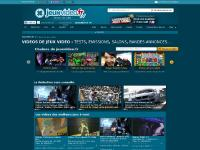Video de Jeuxvideo.fr et Chaîne TV (JVTV) : Videotest, Emission, Trailer, Salon jeux video...