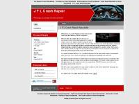 Crash Repair Specialist in Hemel Hempstead : J F L Crash Repair