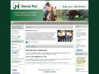 JH Grass Fed
