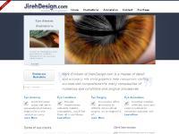 jirehdesign.com eye illustration, drawings, artwork