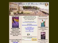 Bestselling historical romance author, Jo Beverley
