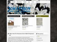 statistik för johanssonsgrus - Johanssons Grus & Mark Entrepenad AB