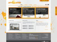 Web Design | Graphic Design | Bury, Bolton & Manchester, UK | John & James