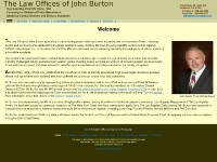 John Burton Law