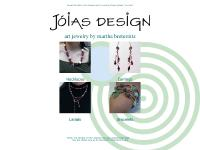 joiasdesign.com Purchases and Upcoming Shows, Necklaces, Earrings