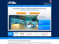 joincruiseholidays.com start a travel agency, travel agency franchise, home travel business