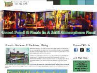 jollimonsgrill.com Dunedin restaurants, Caribbean food, Caribbean dining