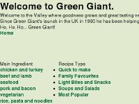 jollygreengiant.co.uk chicken and turkey, beef and lamb, seafood