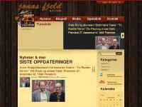 Jonas Fjeld Online