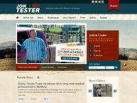 jontester.com Biography, Accomplishments, Jobs for Montana