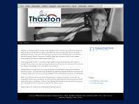 Jon Thaxton, Sarasota County Commissioner, Sarasota County, Florida