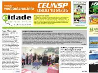 Jornal Cidade das Rosas de Cerquilho