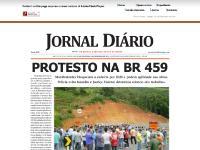 Jornal Diário.com - Um Jornal a serviço do Sul de Minas