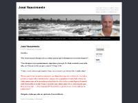 josenascimento.com.br José Nascimento, Início, 1ª Tragédia – Acidente
