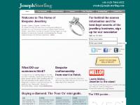 joseph-sterling.com joseph sterling, engagement rings, diamond rings