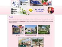 Location Bourg - JOUVENT ML IMMOBILIER : agence immobilière, Bourg en Bresse, Attignat, 01, transaction immobilière, vente immobilière, régie immobilière