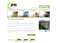 JPD Construction Group | Ground Works Nottingham