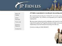 jpfidelis.com Client Services, Find a Job, Submit a Resume