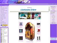 Jukeboxes Online Home Page