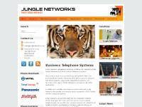 junglenetworks.co.uk Telephone Systems, Network, Applications