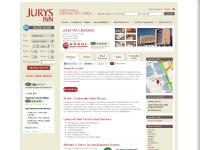 Hotels in Liverpool City Centre | Liverpool Hotels | Jurys Inn