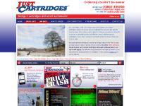 Just Cartridges - leading UK seller of shotgun cartridges