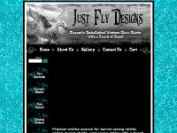 justflydesigns.com Just Fly Design custom made barrel racing and rod