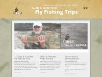 JUST FLY FISH | Guided fly fishing trips | Talkeetna and Denali State Park, Alaska | Rainbow Trout and Arctic Grayling fly fishing guides in Talkeetna