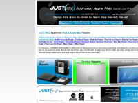 justmac.co.uk shuffle warranty repair, ipod nano repair, ipod mini repair