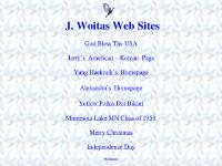 J. Woitas Web Sites